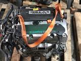 Двигатель Honda Accord 8 2.4i 200-201 л/с K24Z3 за 100 000 тг. в Челябинск – фото 4
