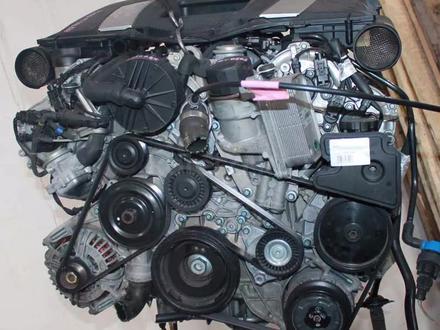 Двигатель Mercedes-Benz E350 W211 3, 5 л, M272 2002-2009 за 980 000 тг. в Алматы – фото 2