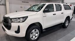 Toyota Hilux 2021 года за 20 130 000 тг. в Нур-Султан (Астана)