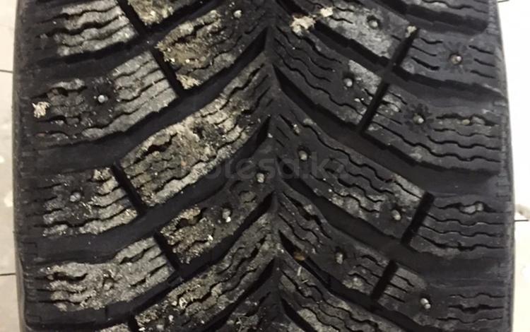 Новая шипованная резина Michelin X-Ice North 215/55/17, 250 шипов за 34 000 тг. в Алматы
