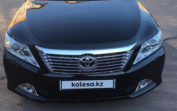 Toyota Camry 2013 года за 8 500 000 тг. в Нур-Султан (Астана)