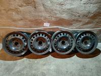 Диски штамповка R16 (5*110, ЕТ 41, ЦО 71) Opel, оригинал б у из Европы 4 шт за 30 000 тг. в Караганда