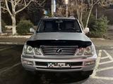 Lexus LX 470 2007 года за 9 500 000 тг. в Алматы