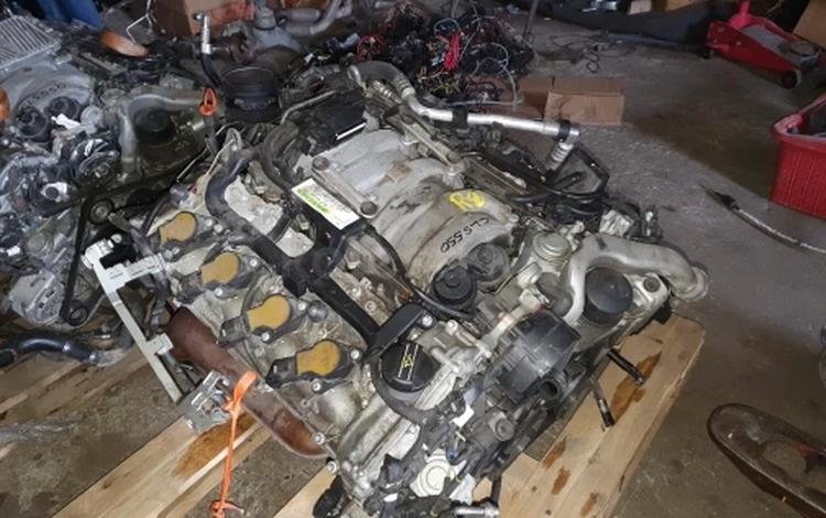 Двигатель 5.5 M273 KE55 за 1 200 000 тг. в Алматы
