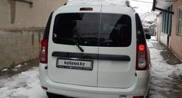 ВАЗ (Lada) Largus 2014 года за 3 200 000 тг. в Шымкент – фото 5