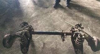 Задний балка барабан амортизаторы пружина Фиат Браво за 112 тг. в Алматы