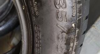 Разноразмерный комплект 235 55R19/255 50R19 Michelin Latitude Sport 3. за 200 000 тг. в Алматы