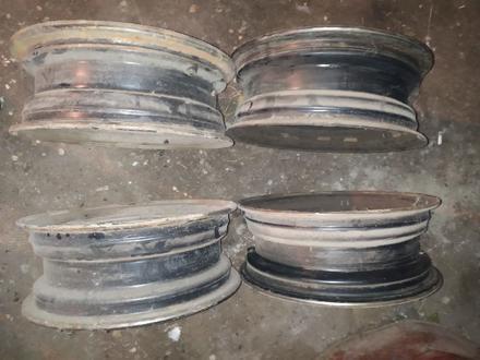 Комплект железных дисков R14 5x14 за 20 000 тг. в Нур-Султан (Астана)