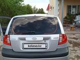 Hyundai Getz 2010 года за 2 600 000 тг. в Алматы – фото 4