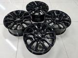 Комплект новых дисков на Toyota Land Cruizer Prado 120 за 250 000 тг. в Караганда
