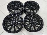 Комплект новых дисков на Toyota Land Cruizer Prado 120 за 250 000 тг. в Караганда – фото 3