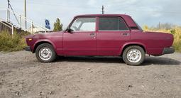 ВАЗ (Lada) 2107 2007 года за 500 000 тг. в Петропавловск – фото 4