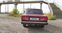 ВАЗ (Lada) 2107 2007 года за 500 000 тг. в Петропавловск – фото 5