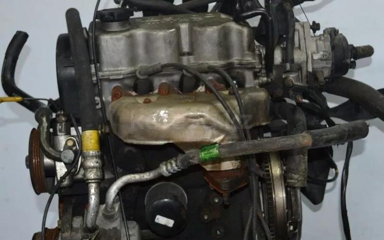 Двигатель (АКПП) на Daewoo Matiz Damas, F8CV за 150 тг. в Алматы