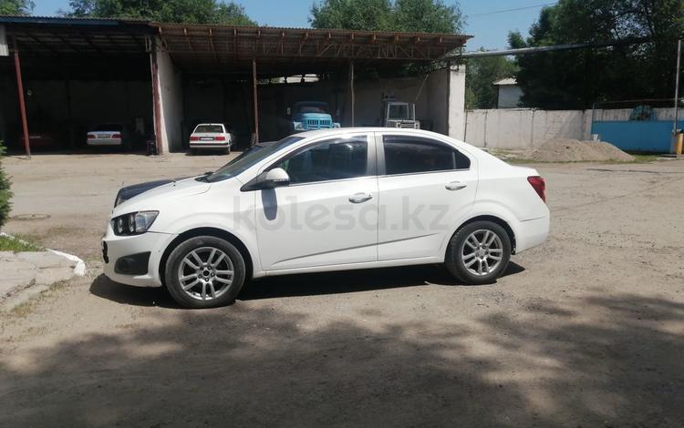Chevrolet Aveo 2014 года за 3 550 000 тг. в Алматы