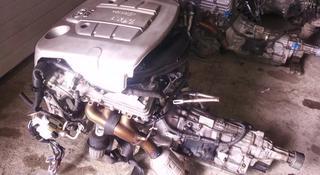 Контрактный двигатель 4GR-FSE 2, 5л для автомобилей Lexus IS250 за 333 тг. в Алматы