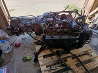 Двигатель с коробкой в сборе Mercedes 814 в Костанай