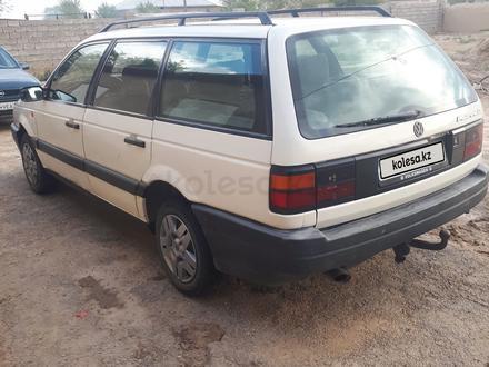 Volkswagen Passat 1992 года за 1 100 000 тг. в Сарыагаш – фото 3