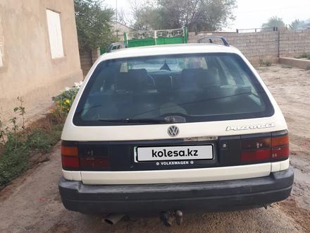Volkswagen Passat 1992 года за 1 100 000 тг. в Сарыагаш – фото 7