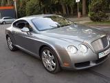 Bentley Continental GT 2006 года за 14 700 000 тг. в Алматы – фото 2