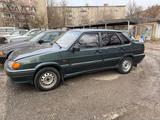 ВАЗ (Lada) 2115 (седан) 2008 года за 750 000 тг. в Тараз – фото 2