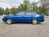ВАЗ (Lada) 2115 (седан) 2008 года за 2 000 000 тг. в Семей