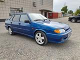 ВАЗ (Lada) 2115 (седан) 2008 года за 2 000 000 тг. в Семей – фото 5
