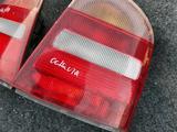 Оригинальные задние фонари Skoda Octavia A4 hatchback за 32 000 тг. в Семей – фото 2