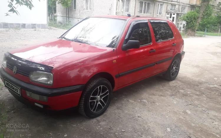 Volkswagen Golf 1994 года за 1 400 000 тг. в Тараз