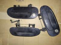 Наружнии ручки дверей на Mitsubishi Carisma Передние-Задние за 555 тг. в Шымкент