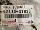 Бампер передний камри 70 за 85 000 тг. в Шымкент – фото 3