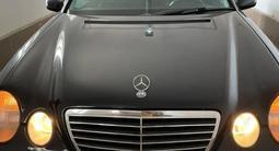 Mercedes-Benz E 320 2002 года за 5 000 000 тг. в Кызылорда – фото 3