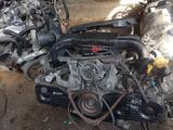 Двигатель на субару форестер EJ25 2vvt датчиком за 600 000 тг. в Алматы