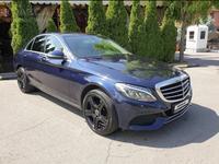 Mercedes-Benz C 180 2014 года за 10 700 000 тг. в Алматы