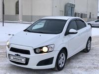 Chevrolet Aveo 2014 года за 3 450 000 тг. в Нур-Султан (Астана)