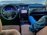Toyota Camry 2015 года за 9 500 000 тг. в Актау – фото 4