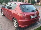 Peugeot 206 2007 года за 1 550 000 тг. в Алматы