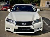 Lexus GS 350 2012 года за 12 100 000 тг. в Алматы – фото 2