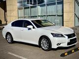 Lexus GS 350 2012 года за 12 100 000 тг. в Алматы – фото 3