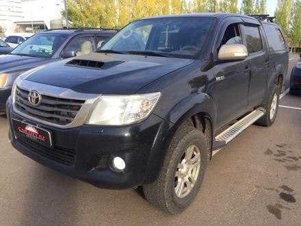 Toyota Hilux 2014 года за 9 900 000 тг. в Нур-Султан (Астана) – фото 3
