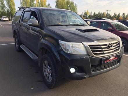 Toyota Hilux 2014 года за 9 900 000 тг. в Нур-Султан (Астана) – фото 2