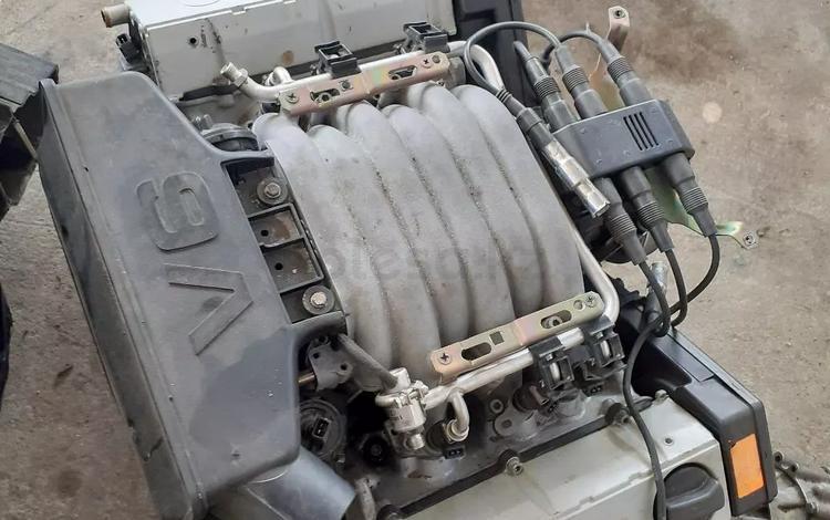 Двигатель Ауди с4 2.8Л AAH, ABC за 290 000 тг. в Шымкент