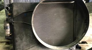 Диффузор радиатора Mercedes ML 320 в Алматы