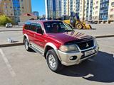 Mitsubishi Montero Sport 2000 года за 3 500 000 тг. в Нур-Султан (Астана)