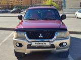 Mitsubishi Montero Sport 2000 года за 3 500 000 тг. в Нур-Султан (Астана) – фото 3