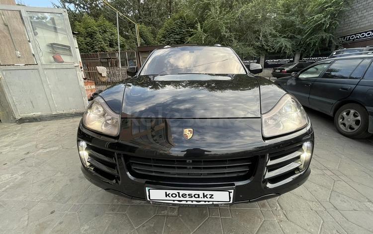 Porsche Cayenne 2007 года за 6 500 000 тг. в Алматы