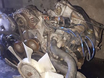Двигатель 6g72 на мицубиси паджеро 2 за 350 000 тг. в Алматы