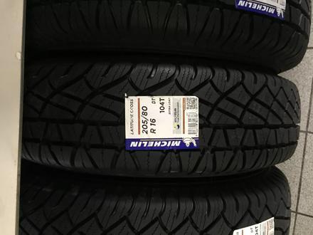 Шины Michelin 205/80/r16 за 45 000 тг. в Алматы