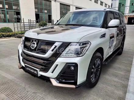 Обвес Limgene для Nissan Patrol y62 в Алматы