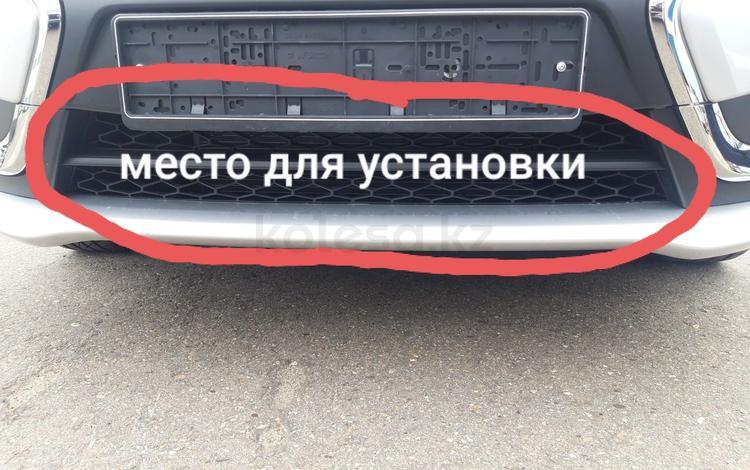 Защита радиатора Лада Веста Lada Vesta за 7 500 тг. в Усть-Каменогорск